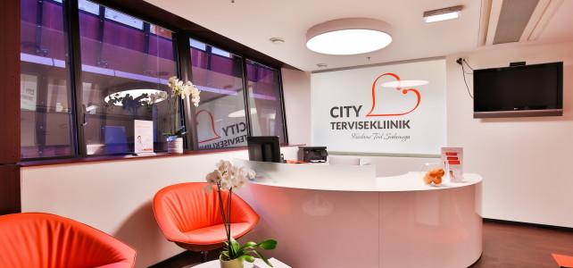 City Tervisekliinik tarjoaa monipuolisen valikoiman lääkäripalveluita