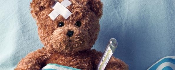 Kuidas aidata palavikus last?