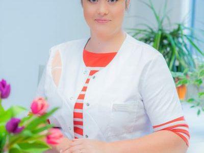 Dr Silja Ostrat