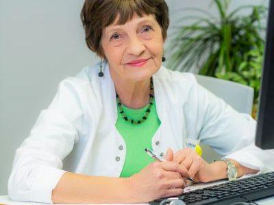 Dr Anne Perli